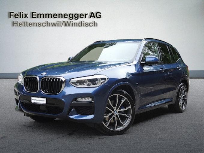 BMW X3 xDrive 30d M Sport 37'900 km CHF51'900 - buy on carforyou.ch - 1
