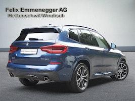 BMW X3 xDrive 30d M Sport 37'900 km CHF51'900 - buy on carforyou.ch - 2