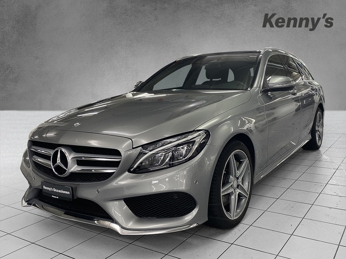 Mercedes-Benz C-Klasse C 250 BlueTec AMG Line 4Matic Kombi 76'000 km CHF26'600 - buy on carforyou.ch - 1