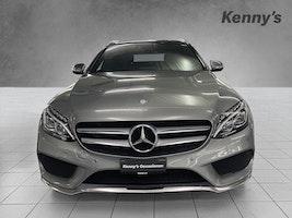 Mercedes-Benz C-Klasse C 250 BlueTec AMG Line 4Matic Kombi 76'000 km CHF26'600 - buy on carforyou.ch - 2