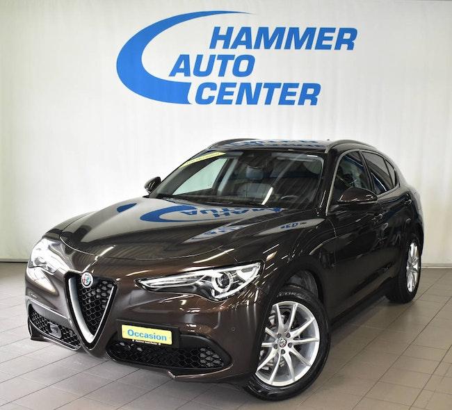 Alfa Romeo Stelvio 2.0 Q4 280 Executive 8'000 km CHF40'900 - acquistare su carforyou.ch - 1