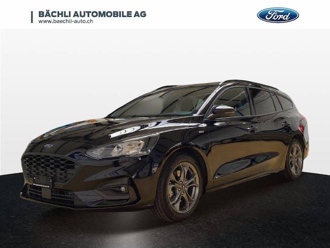 Ford Focus 1.0 SCTi Hybrid ST-Line 8'500 km CHF23'800 - buy on carforyou.ch - 1