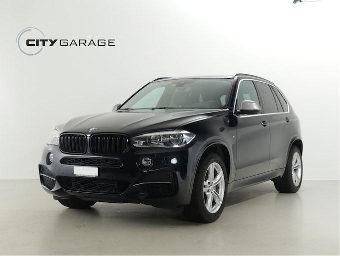 BMW X5 M50d 110'000 km CHF38'500 - buy on carforyou.ch - 1