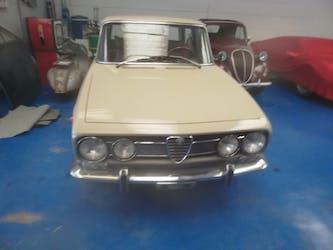 Alfa Romeo 1750 berlina eccellente 85'000 km CHF29'900 - buy on carforyou.ch - 2
