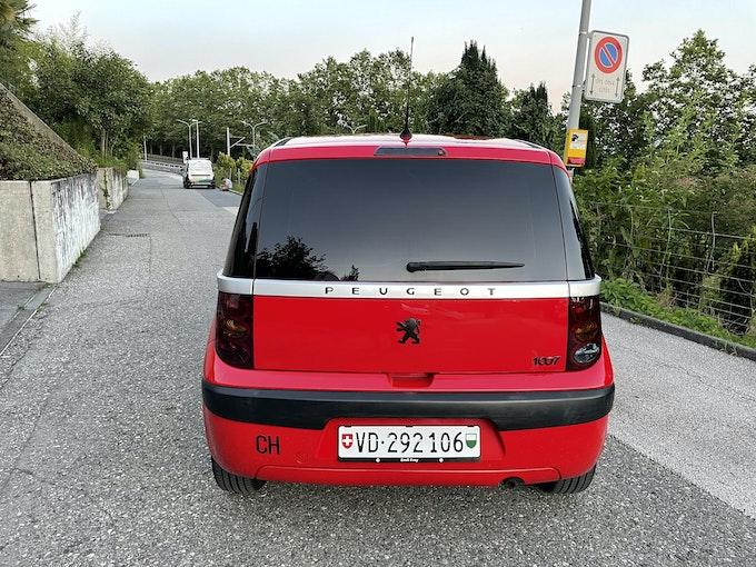 Peugeot 1007 1.4 Urban 132'000 km CHF6'000 - kaufen auf carforyou.ch - 1