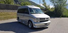 Chevrolet Astro CL Extended 134'500 km CHF15'700 - acheter sur carforyou.ch - 2