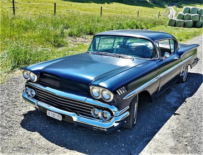Chevrolet Impala *CH-Restauration* *Veteran* 15'000 km CHF42'900 - kaufen auf carforyou.ch - 1