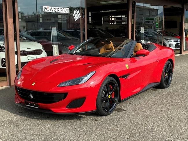 Ferrari Portofino 3.9 V8 T 3'500 km CHF229'900 - kaufen auf carforyou.ch - 1