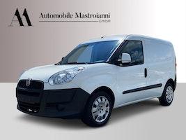 Fiat Doblo Cargo L1 1.4 16V Swiss 86'000 km CHF6'500 - buy on carforyou.ch - 2