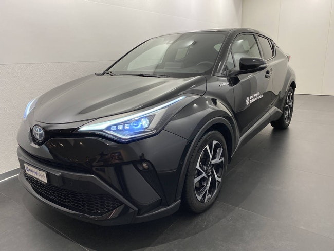 Toyota C-HR 1.8 VVTi HSD Trend 12'500 km CHF29'900 - acheter sur carforyou.ch - 1
