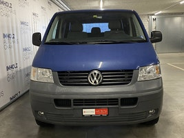 VW T5 Kombi 3000 2.5 TDI 131 PS 181'600 km CHF6'900 - buy on carforyou.ch - 2