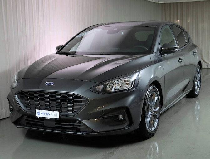 Ford Focus 1.0i EcoB 125 ST-Line 15'200 km CHF23'490 - buy on carforyou.ch - 1