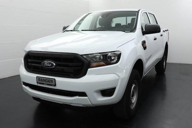 Ford Ranger DKab.Pick-up 2.0 EcoBlue 4x4 XL 30 km CHF35'200 - buy on carforyou.ch - 1
