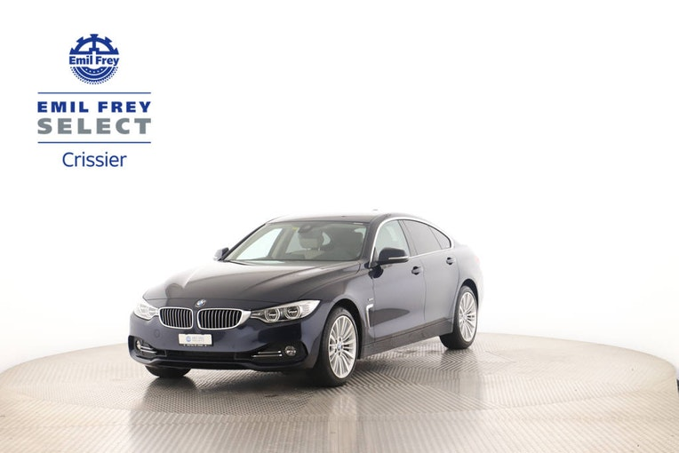 BMW 4er 428i Coupé xDrive Luxury-Line 49'700 km CHF29'000 - buy on carforyou.ch - 1