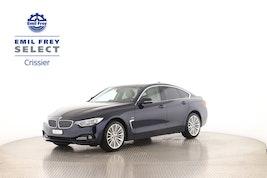 BMW 4er 428i Coupé xDrive Luxury-Line 49'700 km CHF29'000 - buy on carforyou.ch - 2