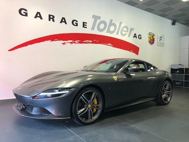 Ferrari Roma 3.9 V8 T 500 km CHF249'900 - kaufen auf carforyou.ch - 1
