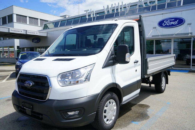Ford Transit Kab.-Ch. 350 L2 2.0 EcoBlue 170 Trend 16 km CHF33'800 - acquistare su carforyou.ch - 1