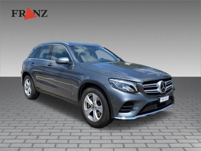 Mercedes-Benz GLC-Klasse GLC 250 AMG Line 4Matic 50'100 km CHF41'900 - acquistare su carforyou.ch - 1