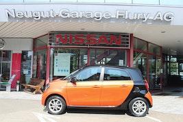 Smart Forfour 0.9 Passion twinamic 53'500 km CHF11'750 - kaufen auf carforyou.ch - 2
