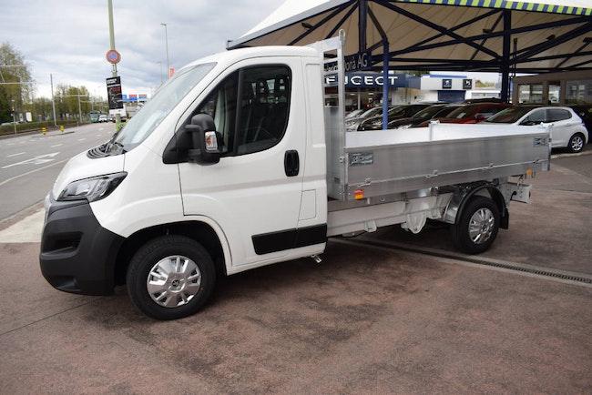Peugeot Boxer Kab.-Ch. 435 L2 2.2 BlueHDi 165 Pro 10 km CHF42'000 - kaufen auf carforyou.ch - 1