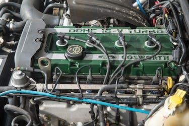 Ford Sierra Cosworth 4x4 1991, Veteranengeprüft 120'000 km CHF32'500 - buy on carforyou.ch - 3