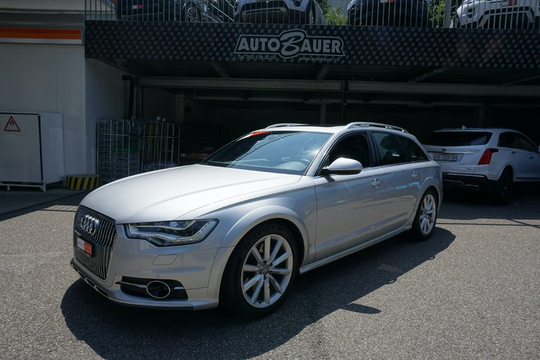 Audi A6 Allroad 3.0 V6 TDI 245 Ambiente q.S-Tr 105'800 km CHF27'600 - buy on carforyou.ch - 1
