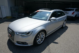 Audi A6 Allroad 3.0 V6 TDI 245 Ambiente q.S-Tr 105'800 km CHF27'600 - buy on carforyou.ch - 2