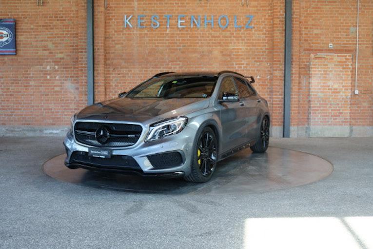 Mercedes-Benz GLA-Klasse GLA 45 AMG 4Matic 68'000 km CHF33'900 - buy on carforyou.ch - 1