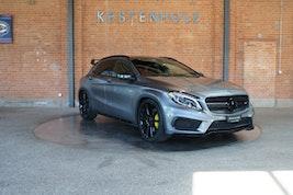 Mercedes-Benz GLA-Klasse GLA 45 AMG 4Matic 68'000 km CHF33'900 - buy on carforyou.ch - 2