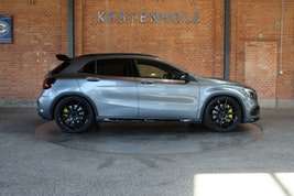 Mercedes-Benz GLA-Klasse GLA 45 AMG 4Matic 68'000 km CHF33'900 - buy on carforyou.ch - 3