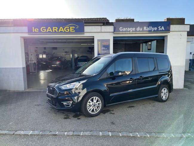 Ford Connect Tourneo Grand Connect 1.5 EcoBlue 120 Titanium 4'900 km CHF39'730 - buy on carforyou.ch - 1