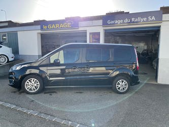 Ford Connect Tourneo Grand Connect 1.5 EcoBlue 120 Titanium 4'900 km CHF39'730 - buy on carforyou.ch - 2