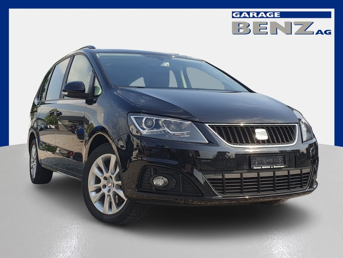 SEAT Alhambra 2.0 TDI Style DSG S/S 97'900 km CHF17'900 - buy on carforyou.ch - 1