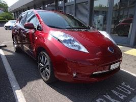 Nissan Leaf Tekna 24kWh (incl battery) 37'000 km CHF13'500 - kaufen auf carforyou.ch - 2