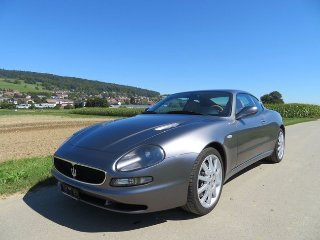 Maserati GT 3200 GT 88'000 km CHF22'900 - acheter sur carforyou.ch - 1