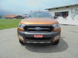 Ford Ranger Wildtrak 3.2 TDCi 4x4 A 36'000 km CHF34'900 - buy on carforyou.ch - 2