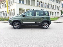 Fiat Panda 0.9 Twinair Turbo Cross 4x4 8 km CHF18'400 - buy on carforyou.ch - 2