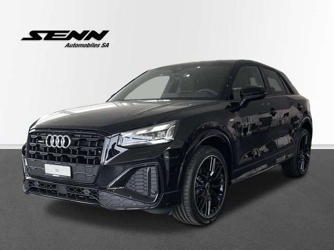 Audi Q2 35 TDI S line quattro S-tronic 100 km CHF53'000 - buy on carforyou.ch - 1