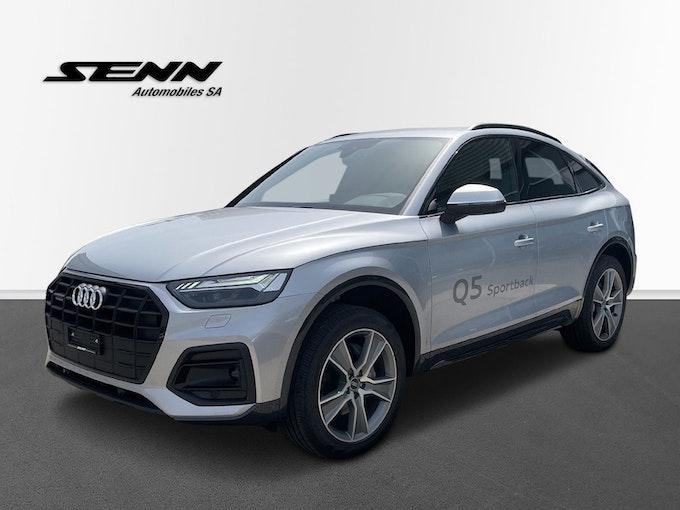Audi Q5 Sportback 40 TDI advanced quattro S-tronic 100 km CHF77'740 - kaufen auf carforyou.ch - 1