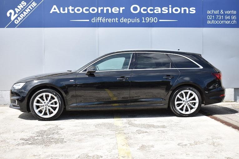 Audi A4 Avant 2.0 TDI Sport qu 50'500 km CHF34'900 - buy on carforyou.ch - 1