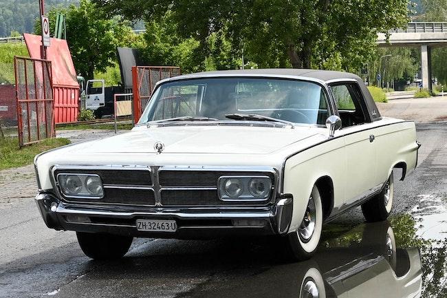 Chrysler Imperial Crown Coupé 106'000 km CHF16'900 - buy on carforyou.ch - 1