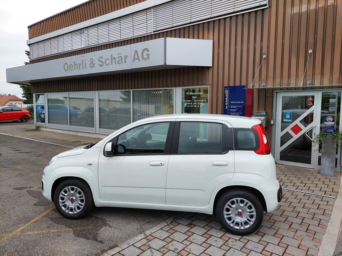 Fiat Panda 1.0 MHEV Easy 50 km CHF15'300 - buy on carforyou.ch - 1