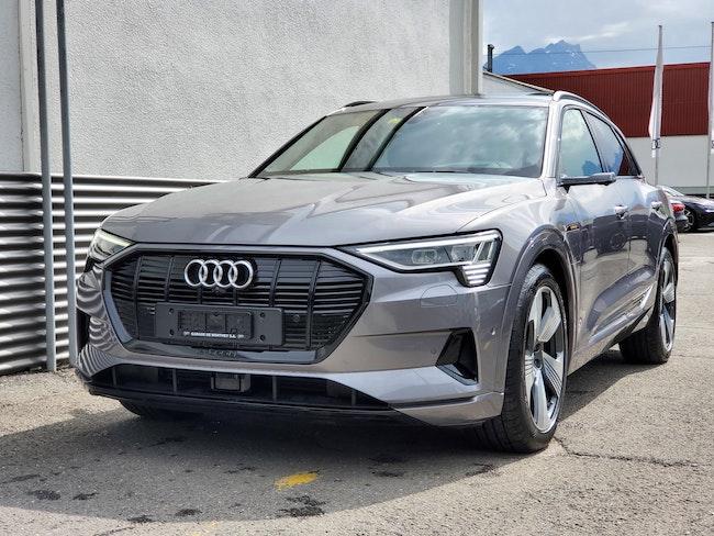 Audi e-tron 55 Advanced quattro 23'000 km CHF68'900 - acquistare su carforyou.ch - 1