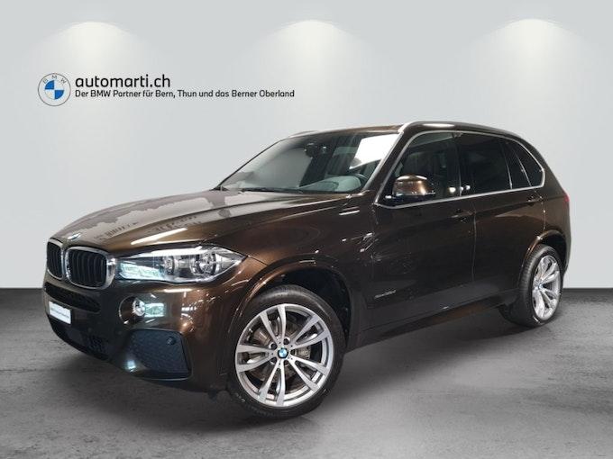 BMW X5 xDrive 30d Pure MSport 33'400 km CHF55'900 - buy on carforyou.ch - 1