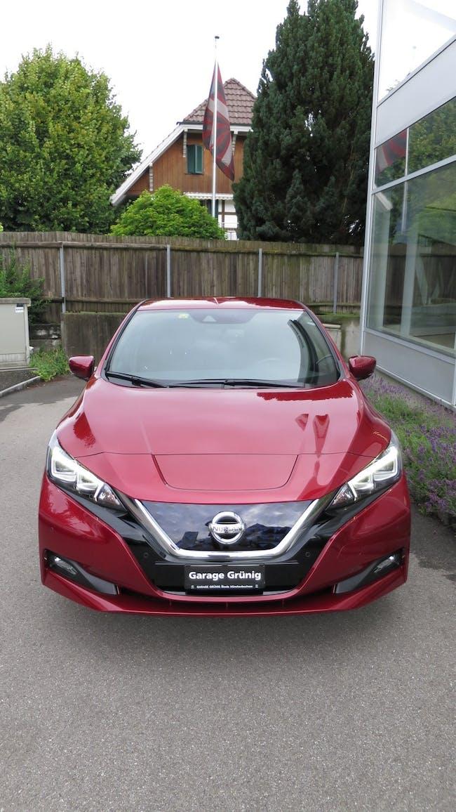 Nissan Leaf N-Connecta (incl. battery) 21'500 km CHF21'900 - buy on carforyou.ch - 1
