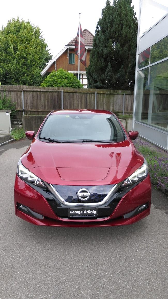 Nissan Leaf N-Connecta (incl. battery) 21'500 km CHF21'900 - kaufen auf carforyou.ch - 1
