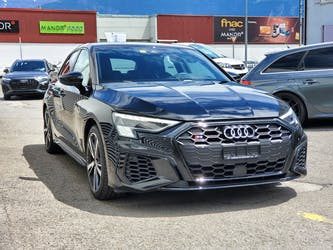 Audi S3 Sportback 2.0 TFSI quattro S-tronic 7'900 km CHF57'900 - acquistare su carforyou.ch - 3