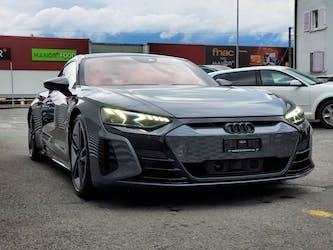 Audi e-tron GT RS e-tron GT quattro 3'800 km CHF159'900 - kaufen auf carforyou.ch - 3