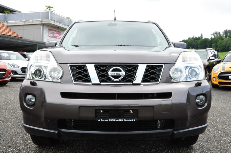 Nissan X-Trail 2.0 dCi 16V XE 116'000 km CHF9'900 - acheter sur carforyou.ch - 1