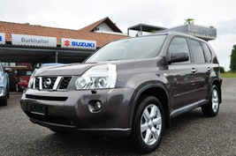 Nissan X-Trail 2.0 dCi 16V XE 116'000 km CHF9'900 - acheter sur carforyou.ch - 2